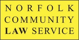 norwich community law service logo